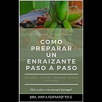 Cómo Preparar un Enraizante Paso a Paso: Más Raíces en Menor Tiempo (Spanish Edition
