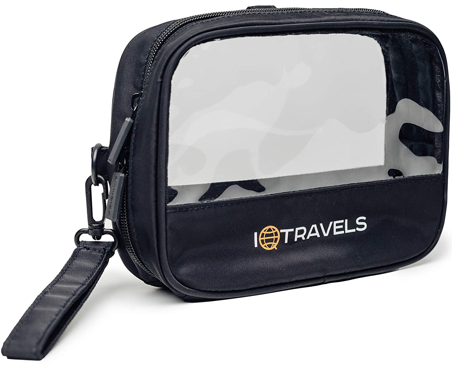 Tsa Approved Toiletry Bag – Clear Toiletry Bag – Quart Size Carry On Men s Clear Bag – 311 Plastic Liquid Zipper Bags – Clear Travel Toiletry Bag – Airport Makeup Cosmetic Liquids Sized Bag