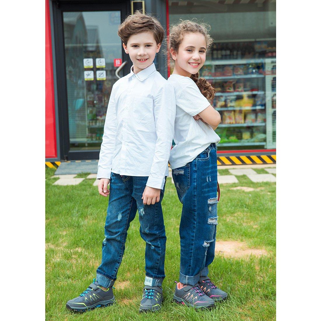 Hawkwell Kids Outdoor Hiking Shoe Toddler//Little Kid//Big Kid