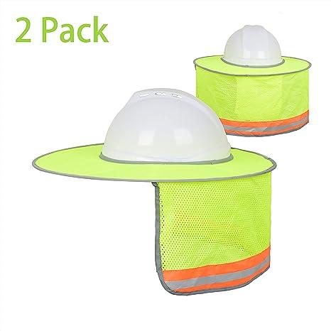 Amazon.com: BOENFU - Parasol rígido para sombrero, 2 ...