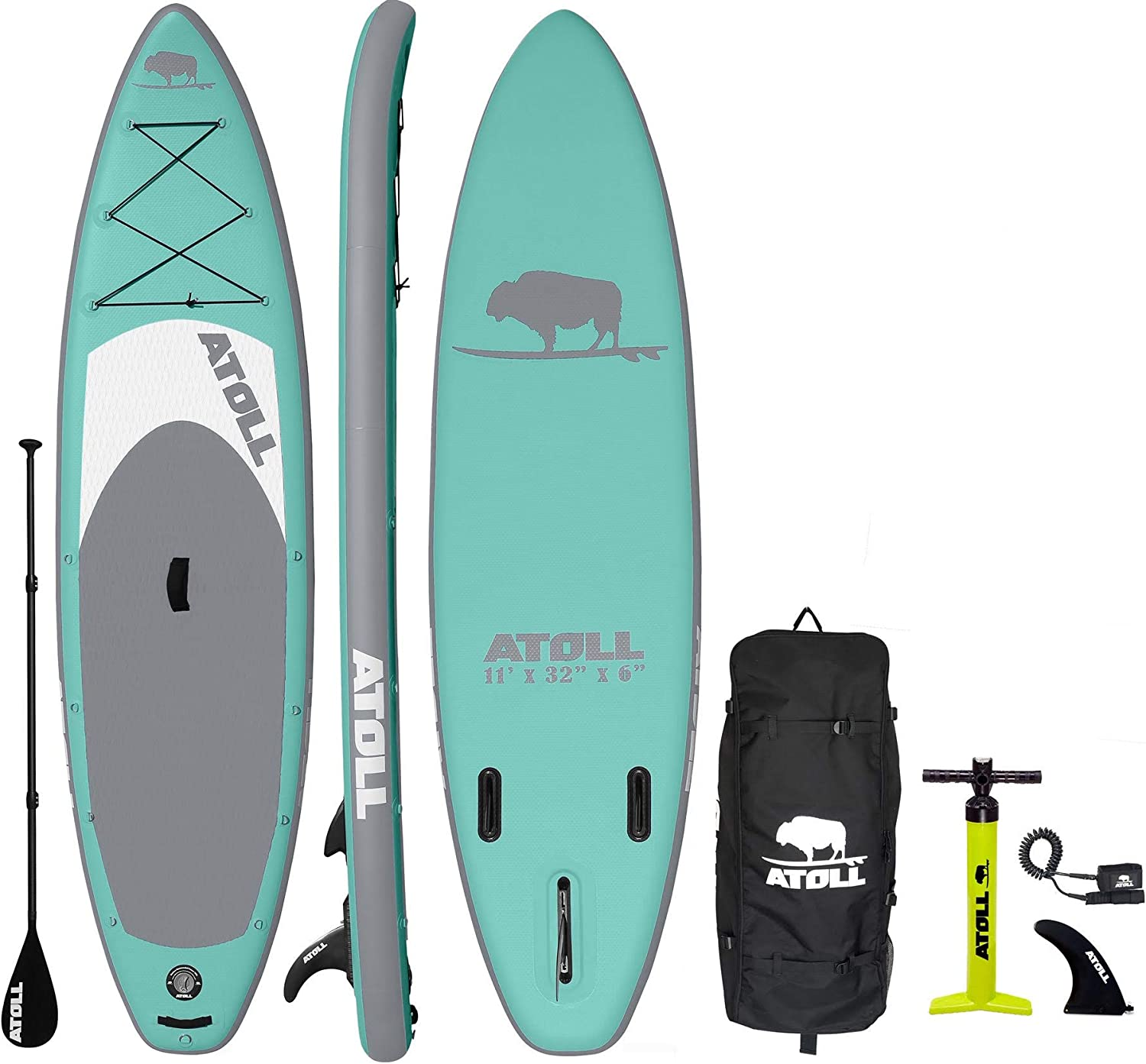 Best Roc Inflatable Stand Up Paddle Boards