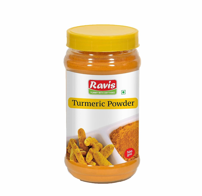 Turmeric Powder Masala PET 500 Gram