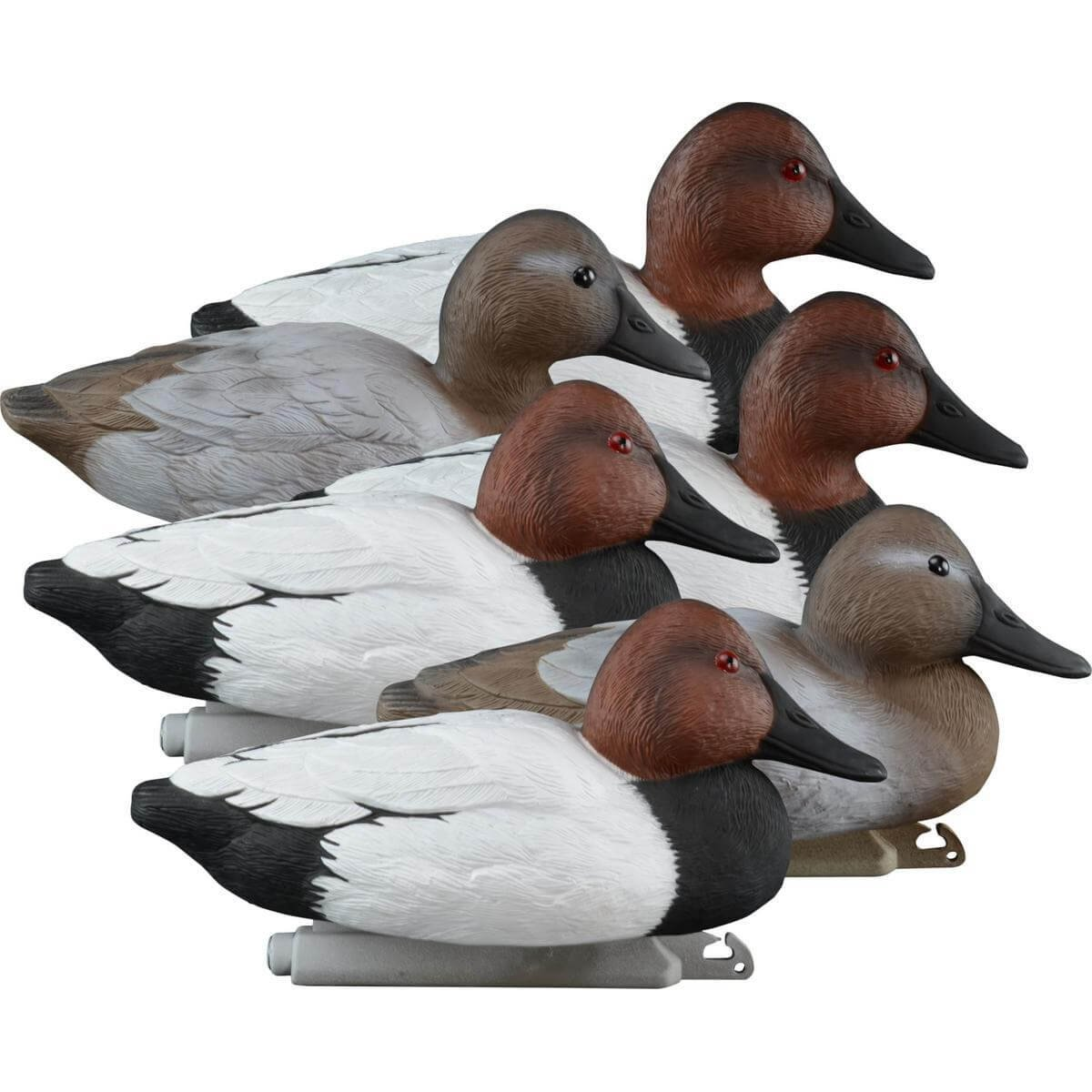 Higdon Outdoors Standard Canvasback Decoys, Foam Filled by Higdon Decoys (Image #1)