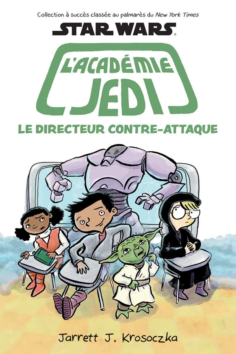 Image result for L'Académie Jedi: Le directeur contre-attaque