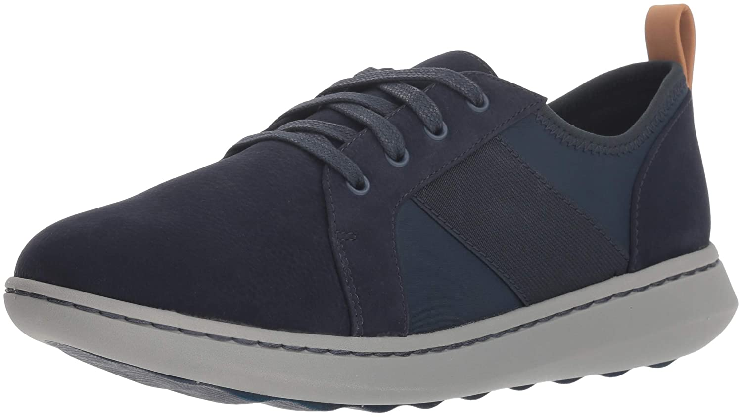 Clarks Damen Step Move Fly Turnschuh Navy Synthetic 39.5 M EU