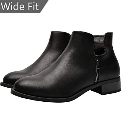 1d9fb9439be5 Women s Wide Width Ankle Boots