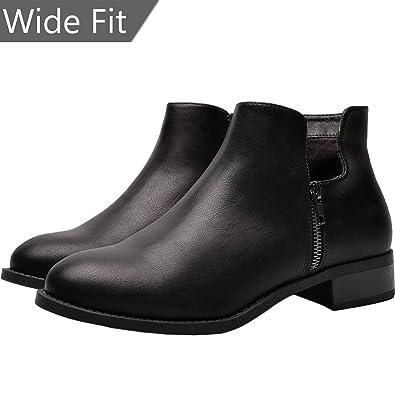 629543d407b Women s Wide Width Ankle Boots