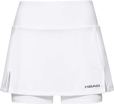 Head Falda-pantalón Club Basic Blanco: Amazon.es: Ropa y ...