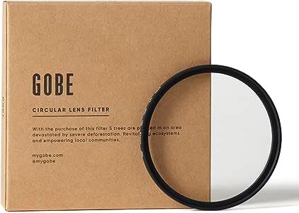 Gobe 67mm UV Lens Filter (2Peak)