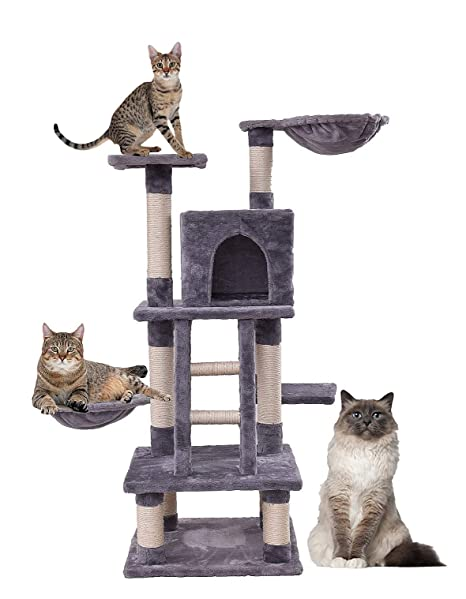 Amazon.com: Múltiples árboles de gato de lujo para ...