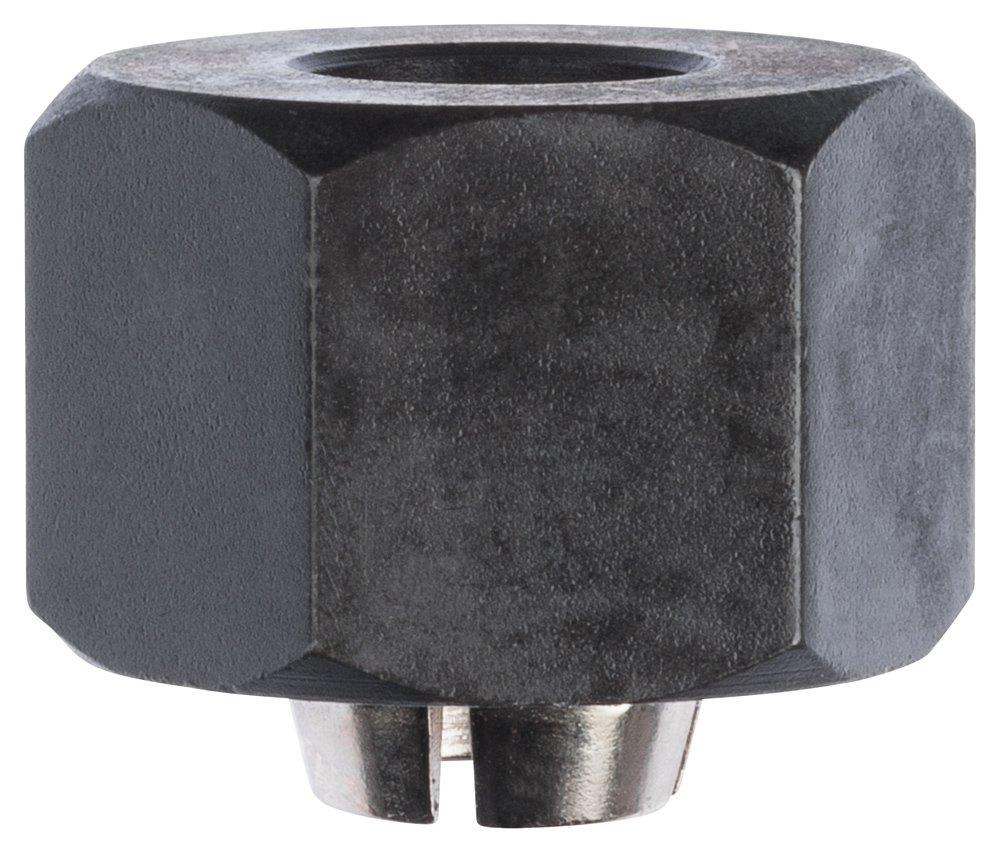 Pinza de sujeccion 1//4 mm para GKF 600 Bosch