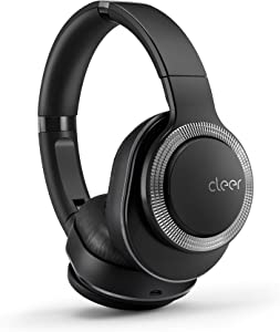 Flow I, Bluetooth Wireless Headphones with Noise Cancellation 20 Hours Battery + Quick Charge