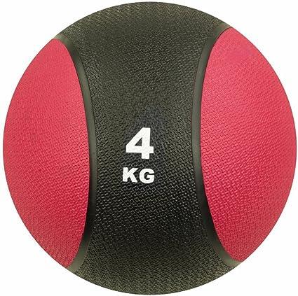 Carnegie 4 kg Balón Medicinal Fitness – Pelota de balón de ...