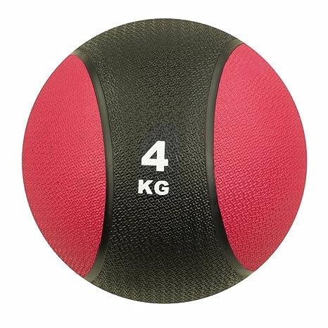 Carnegie 4 kg Balón Medicinal Fitness - Pelota de balón de ...