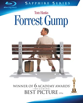 41e87025fe3c8 Amazon.com: Forrest Gump (Sapphire Series) [Blu-ray]: Tom Hanks ...
