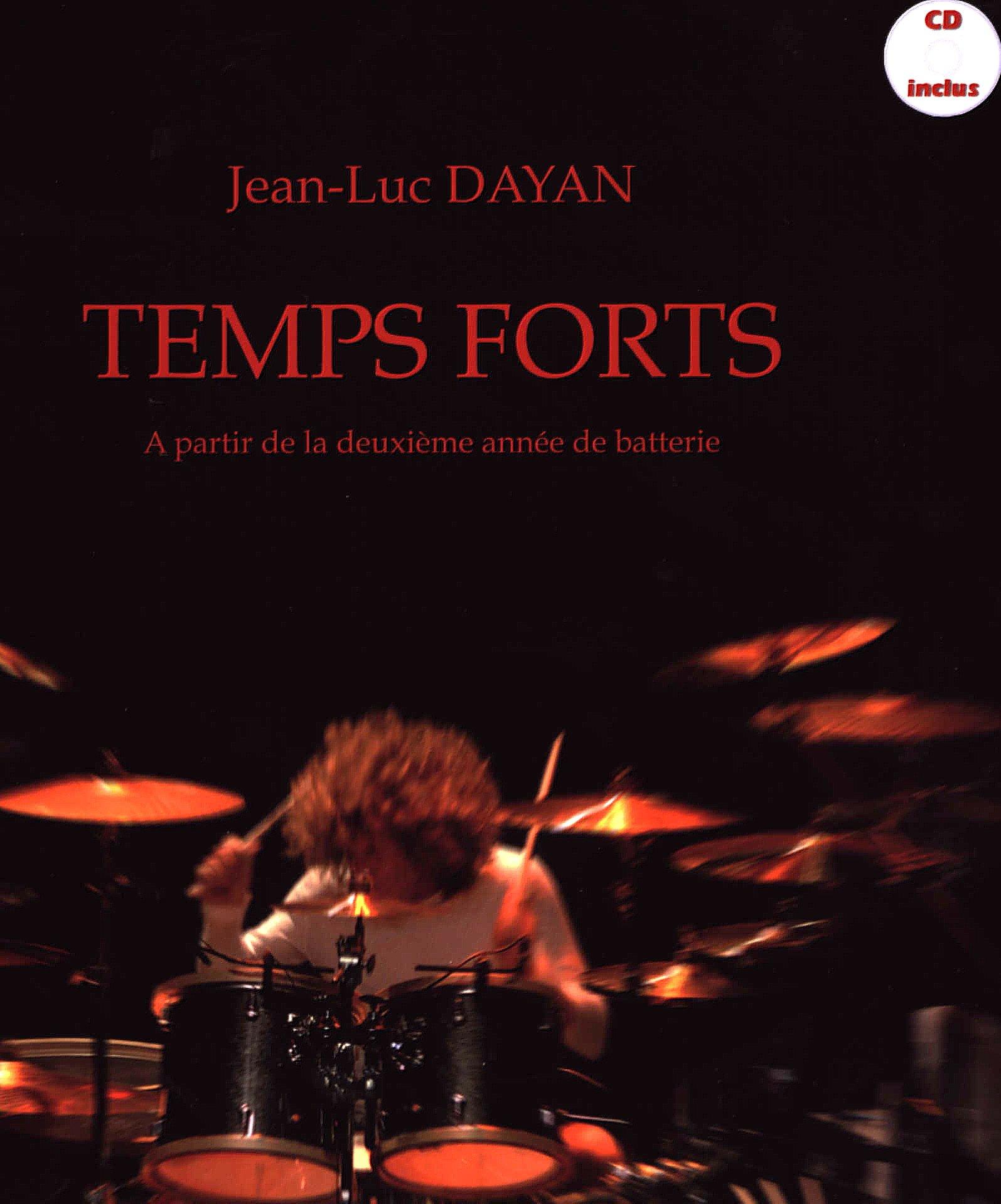 Temps forts Couverture à spirales – 1 janvier 2000 Jean Luc DAYAN robert martin B005XJSCU8 Musique