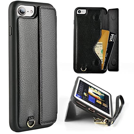 card holder phone case iphone 8
