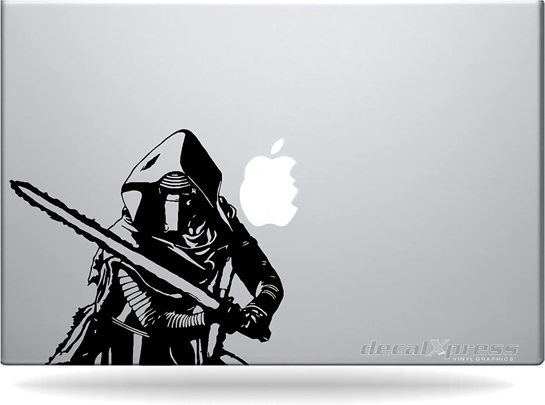 Star Wars The Force Awakens Computer Decal Kylo Ren.