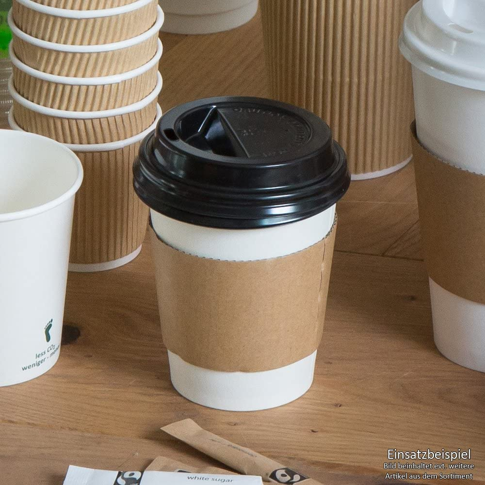 Bambus 420 ml inkl Name alles-meine.de GmbH Coffee to Go Becher // Trinkbecher // Kaffeebecher Dschungel Tiere /& Safari BPA frei Giraffe dicht verschlie.. mit Deckel