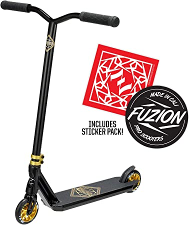 Fuzion Z300 Pro Scooter Complete Trick Scooter -Stunt Scooters for Kids 8 Years and Up, Teens and Adults – Durable, Freestyle Kick Scooter for Boys ...