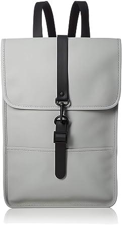 Rains Unisex Mini Backpack Grey 6143fc14e6c17