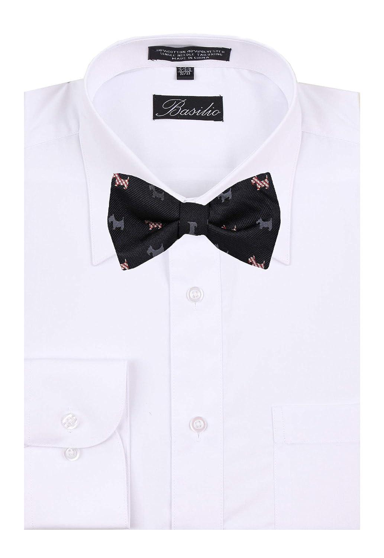 Mens Silk Fashion Designs Self Tie Bowtie Tie Yourself Bow Ties
