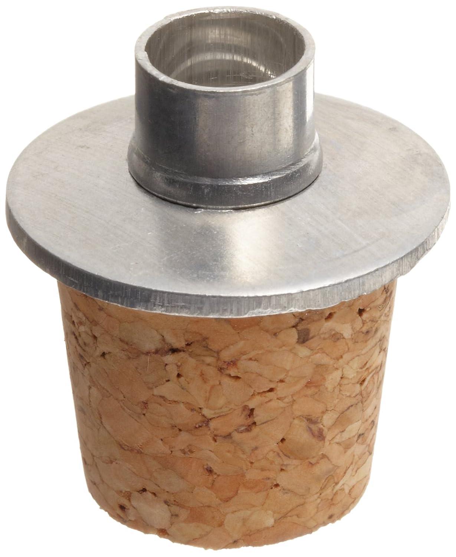 Wheaton 237072 corcho/tapón de aluminio para quemador de alcohol ...