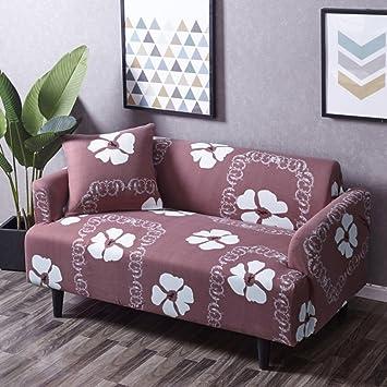 Algodón Sofá fundas,Protector de los muebles para las ...