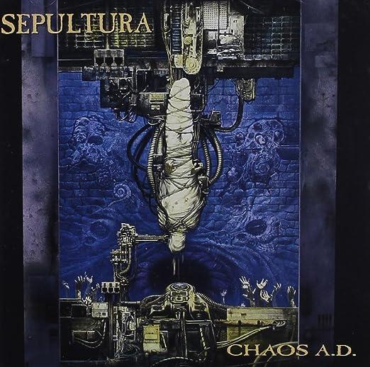Amazon | Chaos A.D. | Sepultur...