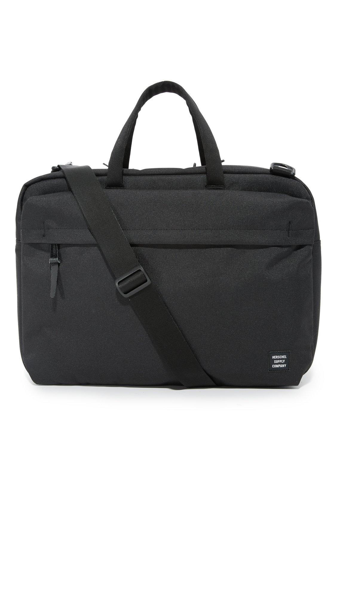 Herschel Supply Co. Sandford Messenger Bag, Black