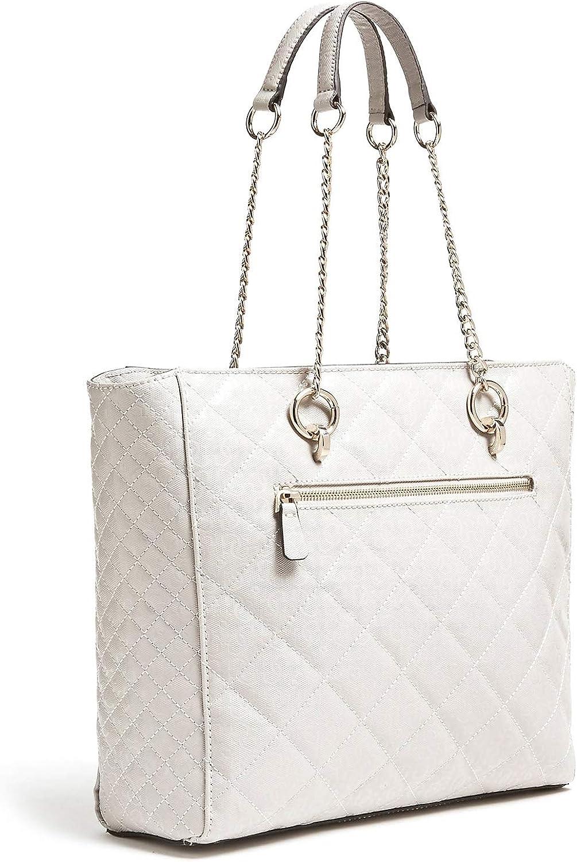 Guess HWSG74 38230 Shopper Accessori Bianco