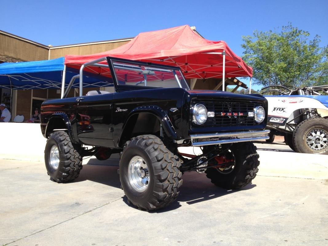 American Racing Custom Wheels AR172 Baja Polished Wheel (16x8''/6x139.7mm, 0mm offset) by American Racing (Image #4)