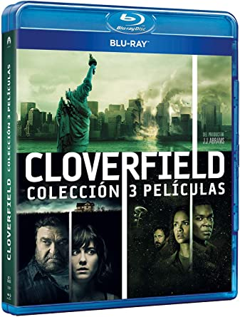 Pack Cloverfield 1-3 [Blu-ray]: Amazon.es: Mike Vogel, Jessica Lucas, Lizzy Caplan, John Goodman, Mary Elizabeth Winstead, John Gallagher Jr., Gugu Mbatha-Raw, David Oyelowo, Daniel Brühl, Dan Trachtenberg, Julius Onah, Matt Reeves, Mike