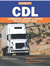 Amazon drivers education books barrons cdl commercial drivers fandeluxe Images