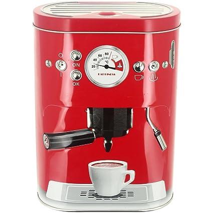 Promobo – recinto de cápsulas de café doble monodosis Senseo máquina a café 3d rojo