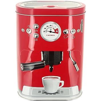 Promobo - recinto de cápsulas de café doble monodosis Senseo máquina a café 3d rojo: Amazon.es: Hogar