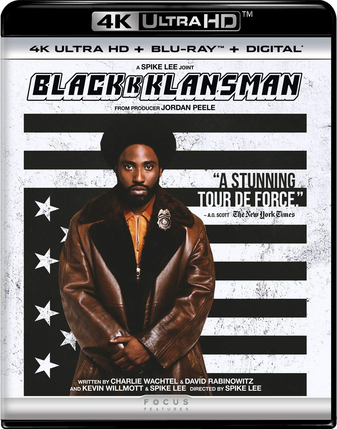 4K Blu-ray : Blackkklansman (With Blu-ray, 4K Mastering, Digital Copy, 2 Pack)