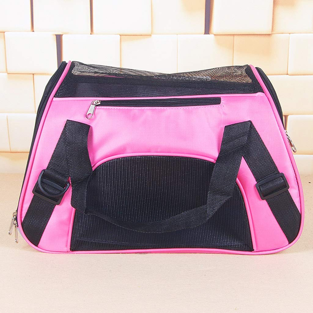 Pink YQRYP Pet Backpack Puppy Backpack