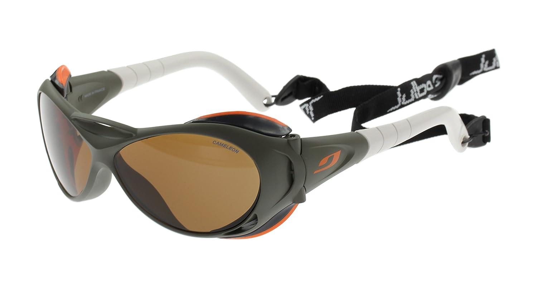 Gafas de Sol Julbo Explorer, Khaki, Cameleon Anti-Niebla Lentes Fotocrómicas Polarizadas, Tamaño Mediano: Amazon.es: Electrónica