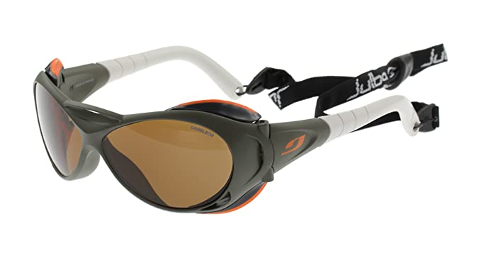 Gafas de Sol Julbo Explorer, Khaki, Cameleon Anti-Niebla ...