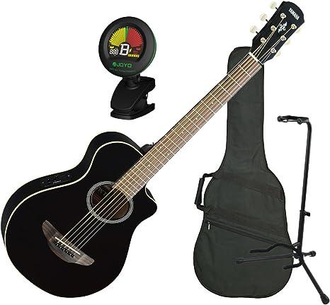 Yamaha APXT2 Guitarra eléctrica BL 3/4 tamaño guitarra acústica ...