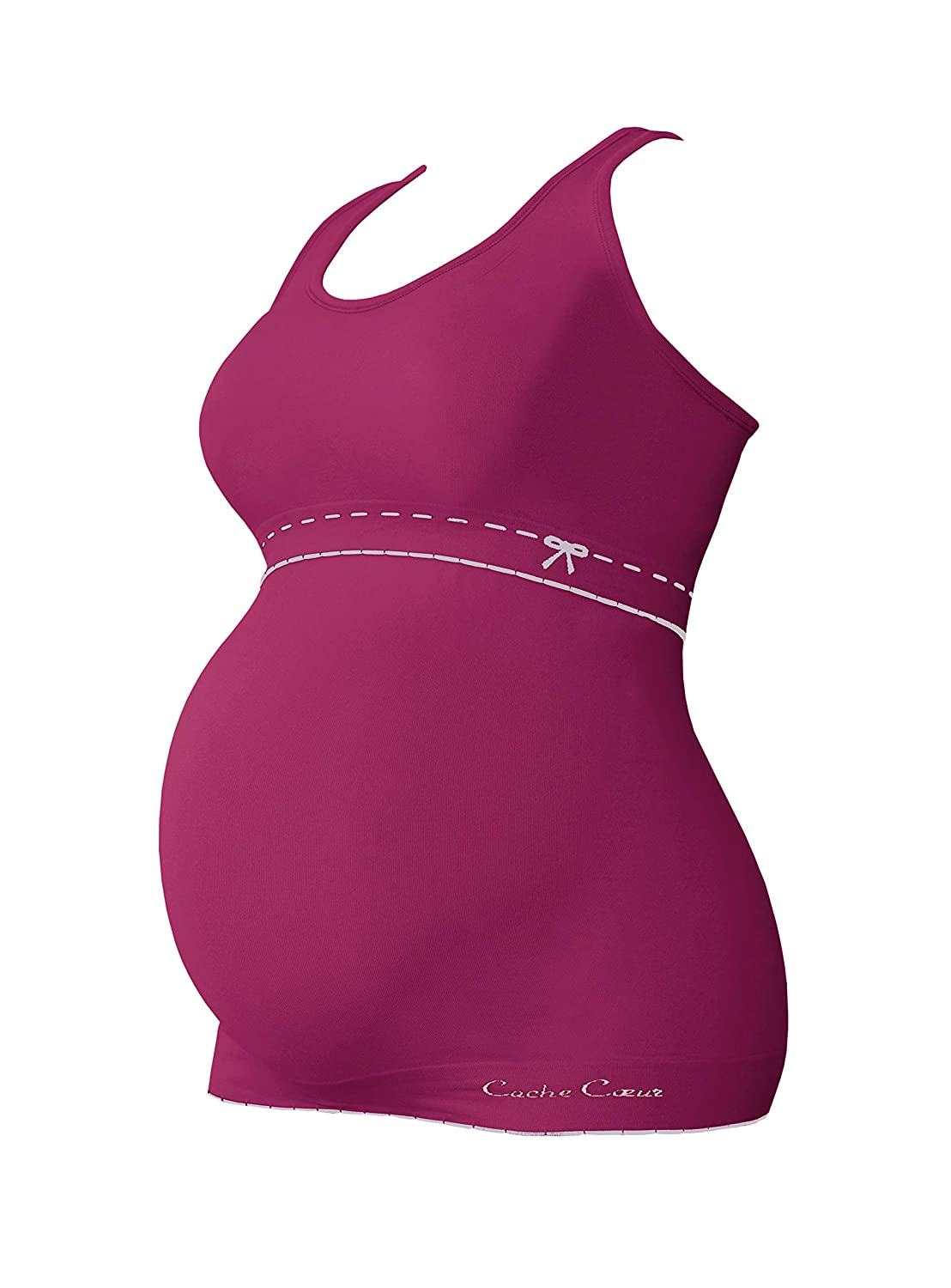 Cache Coeur Womens Illusion Maternity and Nursing Top CC-CR1210