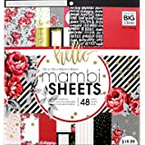 Me & My Big Ideas Mambi Paper Pad 12x12 Specialty Life Is Rosy