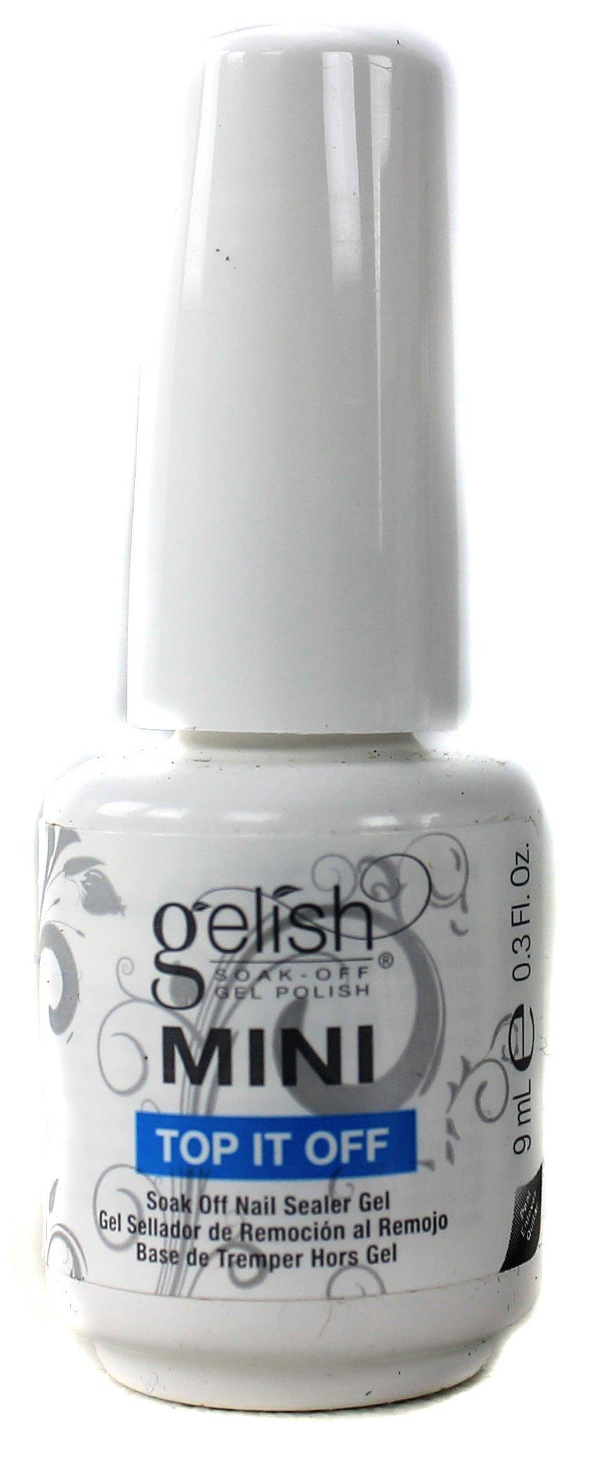 Gelish Harmony 18G Gel LED Nail Polish Curing Manicure Light Lamp + Basix Kit by Gelish (Image #5)