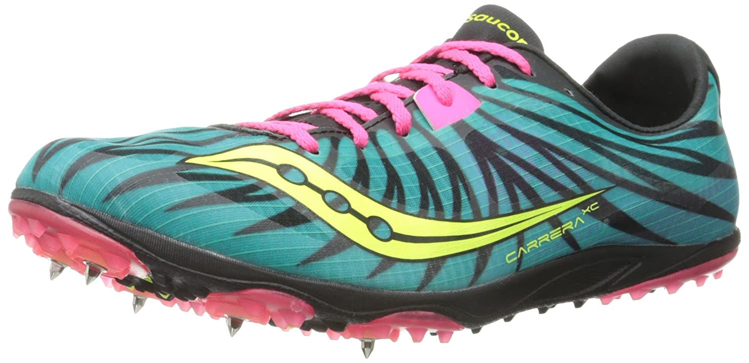 Amazon.com | Saucony Women's Carrera XC Spike Cross Country Spike Shoe |  Running