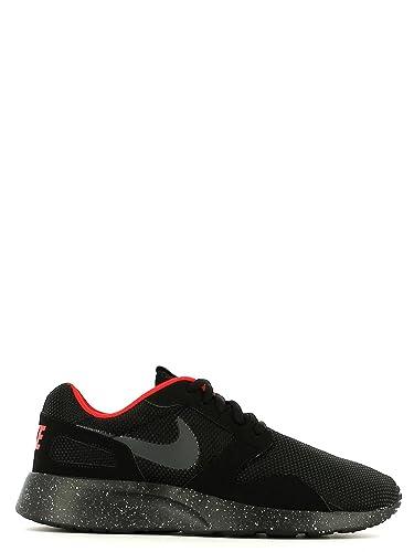best loved 32f94 5d18a Nike Kaishi Winter, Chaussures de Running Compétition Homme, Noir Gris Rouge  (