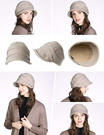 Ladies Newsboy Cap Vintage Patchwork Octagonal Fishman Caps Women Autumn Winter Hats Warm Cotton Visor Beret Hat