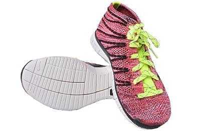 Nike Women's Free Flyknit Chukka Running Shoes (6 B(M) US