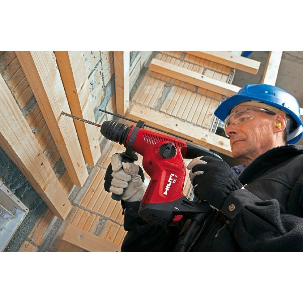 Hilti 03471571 TE7 710 W 120-volt Rotary Hammer Drill