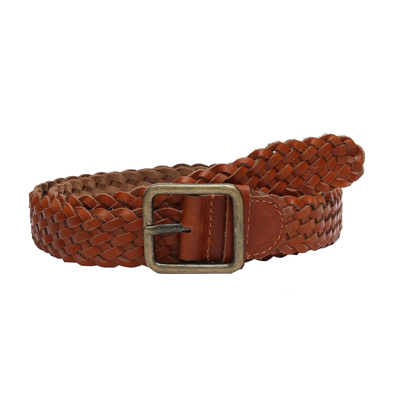 Hawai Mens Stylish Genuine Leather Belt